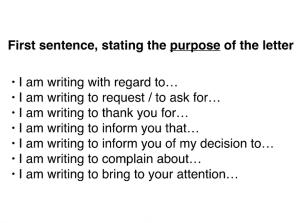 نوشتن یک نامه رسمی Formal در رایتینگ Task1 جنرال IELTS