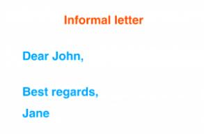 نامه ی نیمه رسمی semi-formal در رایتینگ Task 1 جنرال