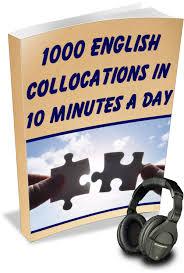 دانلود کتاب 1000 English collocations in 10 minutes a day