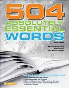 دانلود کتاب 504 Absolutely Essential Words