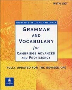 دانلود کتابGrammar and Vocabulary for Cambridge Advanced and Proficiency